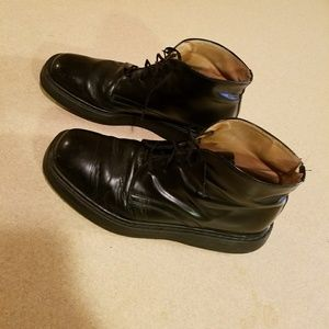 Vintage Dolce and Gabbana men ankle boots
